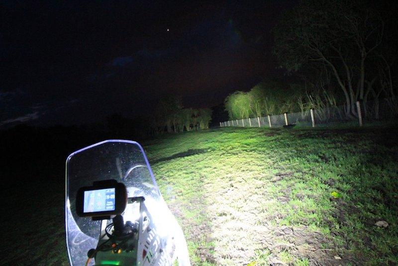 Nomad ADV Husqvarna 701 Headlights