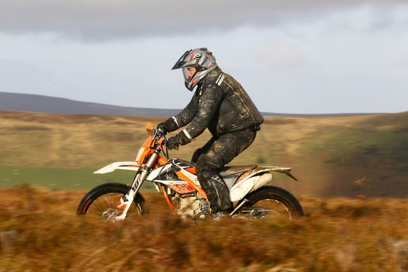 KTM Freeride 250 off-road