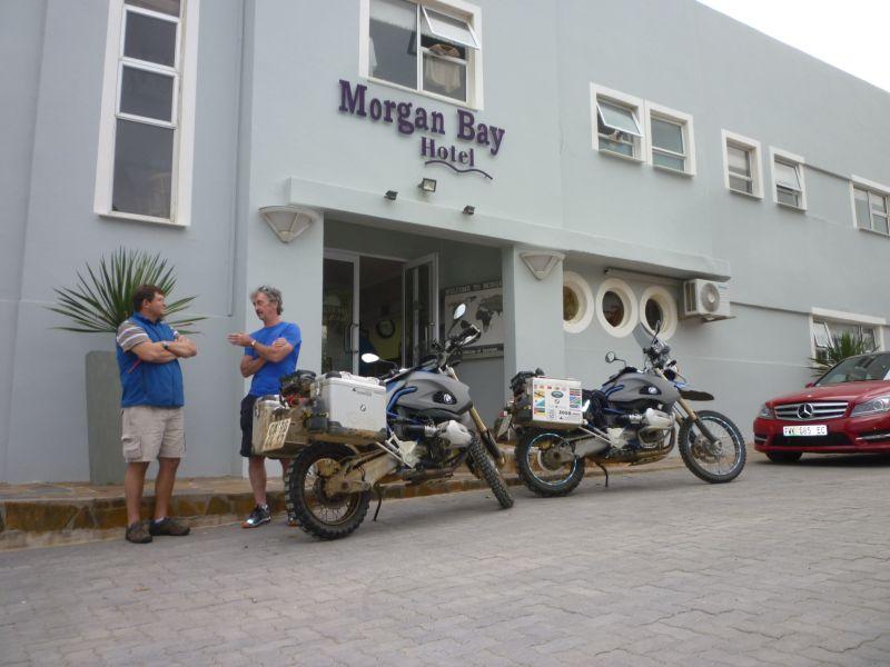 Morgan Bay Hotel, Lesotho