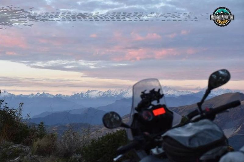 Moto Rent Adventure Patagonia