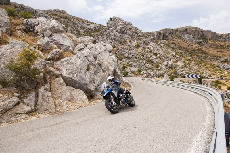 Motorcycling in Spain