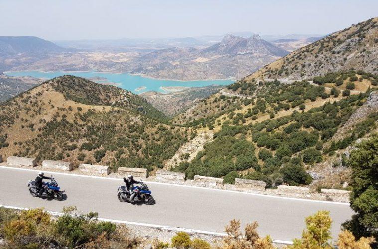 Mountain Road Spain