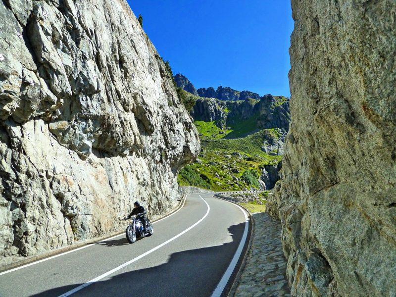 Switzerland Susten Pass