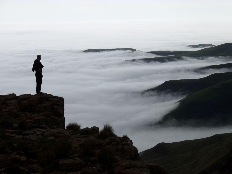 Top of Sani Pass, Lesotho