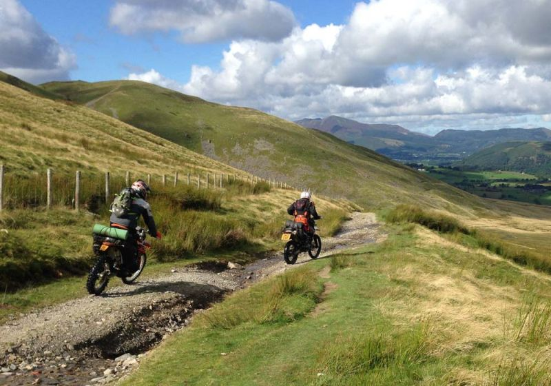 Trans European Trail UK
