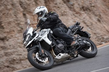 Triumph Tiger 1200 review