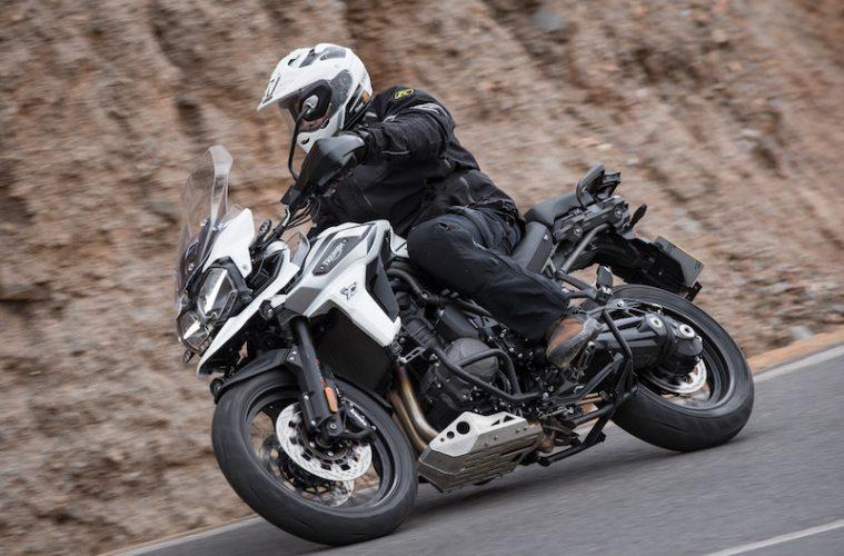 Triumph Tiger 1200 2018 Review Adventure Bike Rider
