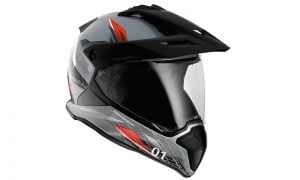 BMW GS Helmet