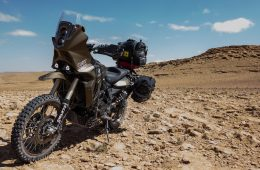 MST Special Things RallyCompX in Morocco