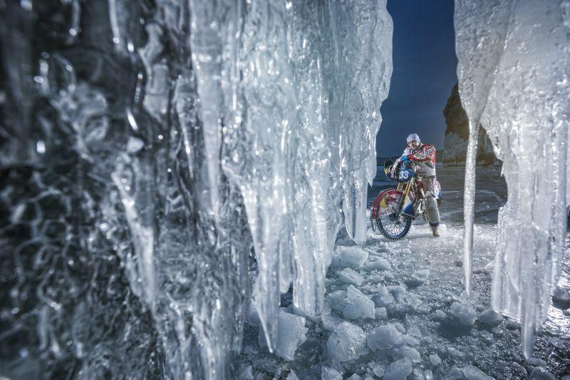 Daniil Ivanov motorcycle