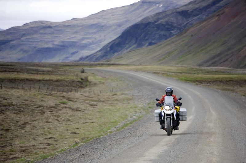 F48 road Iceland