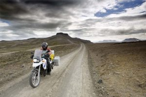 F717 road Iceland