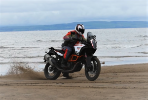 Watch: here's how a KTM 1290 Super Adventure R should be ridden