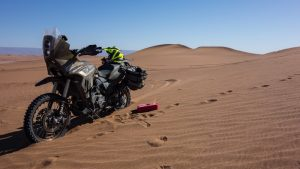 MST Special Things BMW F800GS RallycompX