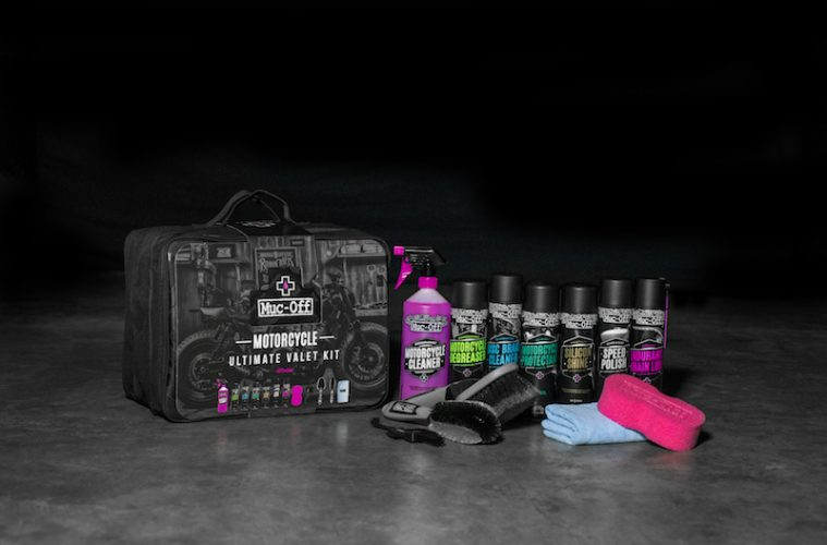 Muc Off Motorcycle Ultimate Valet Kit