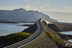Norway Atlantic Road