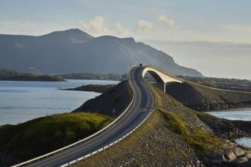 Norway Atlantic Road