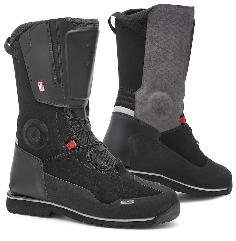 Rev'it Discovery OutDry boots in black