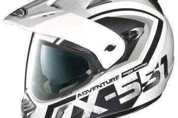 X-Lite X-551 Adventure helmet