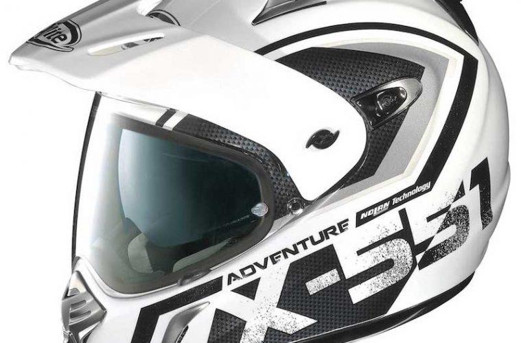 x lite x 551 adventure helmet review adventure bike rider. Black Bedroom Furniture Sets. Home Design Ideas