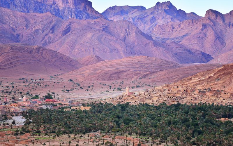 Anti Atlas Mountains, Morocco