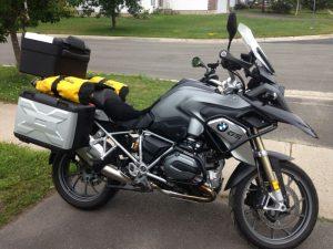 BMW GS 1200 Adventure R