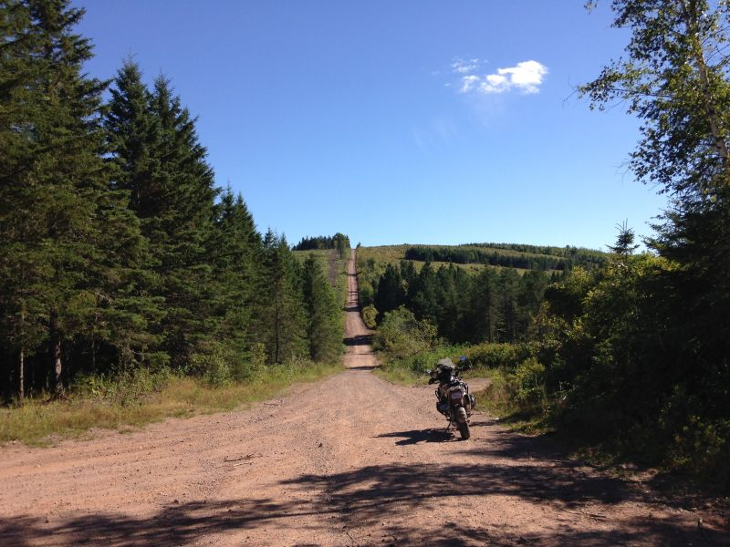 BMW GS Fundy Adventure Rally