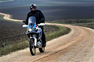 Honda Africa Twin Adventure Sports review