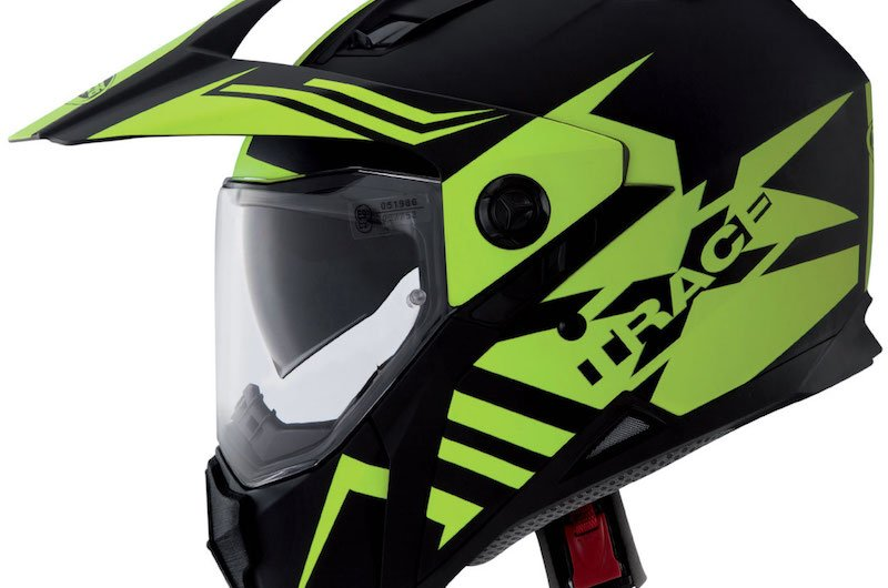 Caberg Xtrace helmet review cropped image