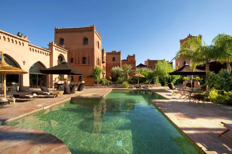 Hotel in Marrakeshh
