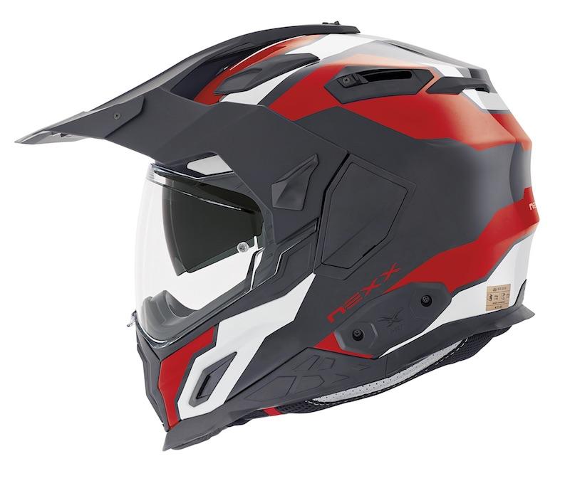 Nexx X.D1 adventure helmet