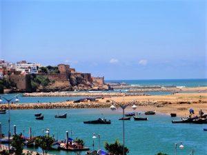 Rabat coast