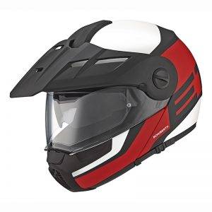 Schuberth E1 adventure helmet