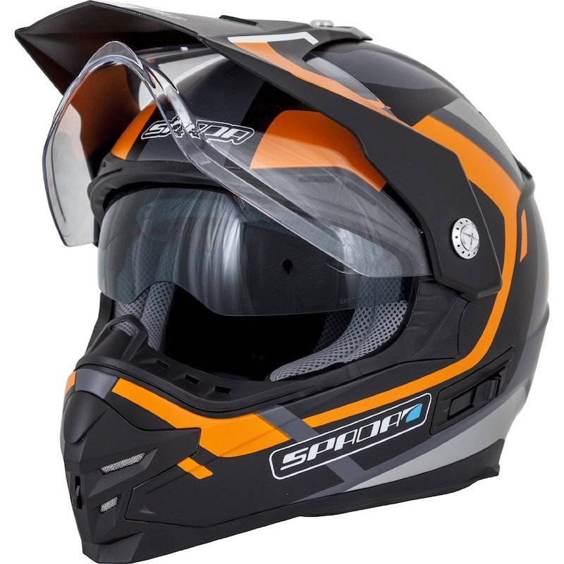 Spada Intrepid helmet