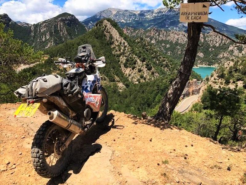 Spanish Pyrenese