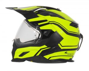 Touratech Aventuro Carbon helmet