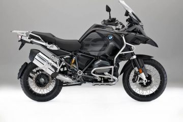 BMW R1200GS Adventure review