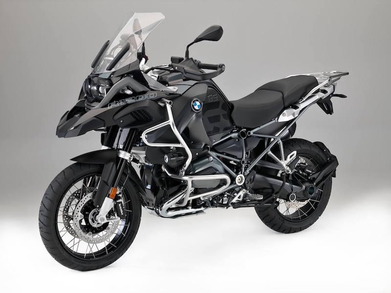 BMW R1200GS Adventure Triple Black stock