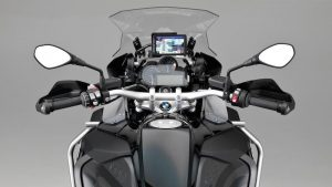 BMW R1200GS Adventure Triple Black dash