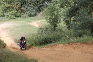 ABR Festival off-road course