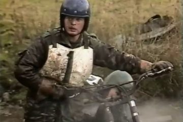 Army enduro training video funny