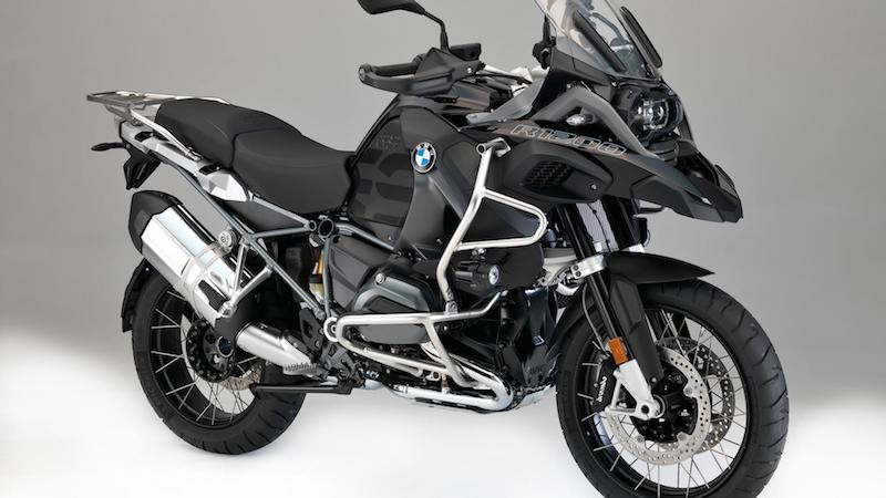 BMW R1200GS Adventure Triple Black