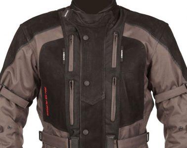 Buffalo Endurance motorcycle jacket cropped