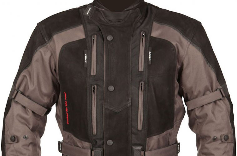 Buffalo Endurance motorcycle jacket cropped