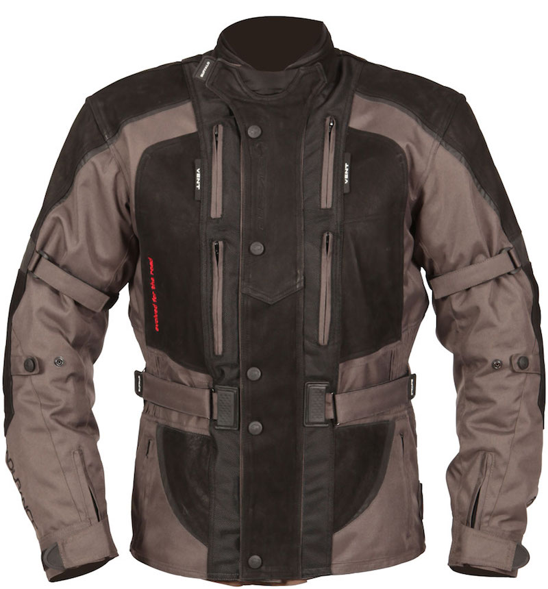 Buffalo Endurance textile motorcycle jacket