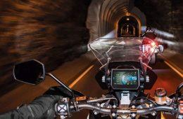 KTM my ride app dash