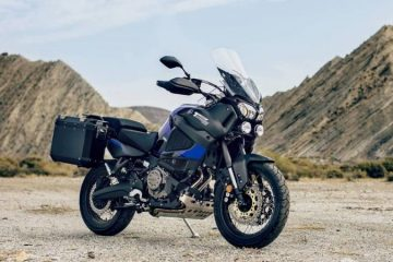 Yamaha 1200 Super Tenere World Raid Edition