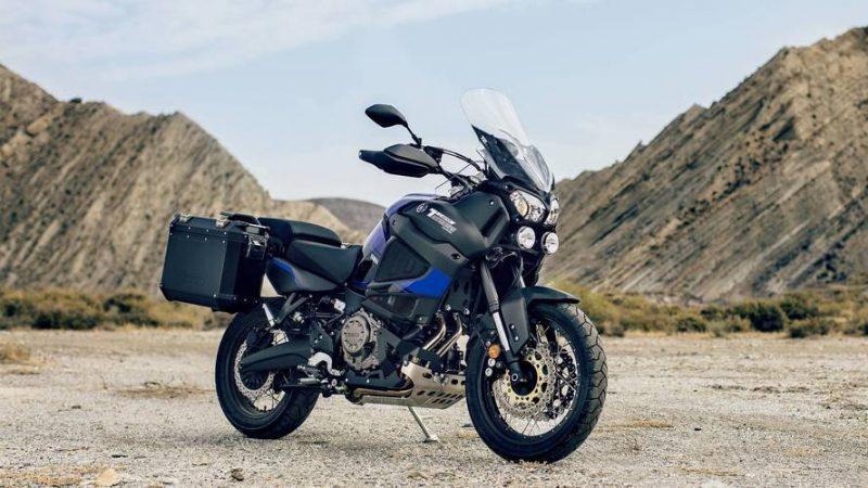 Yamaha 1200 Super Tenere World Raid Edition