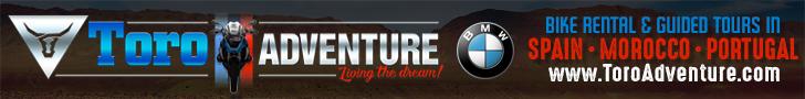 Toro Adventure Banner
