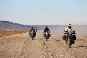 Motorcycling in Argentina